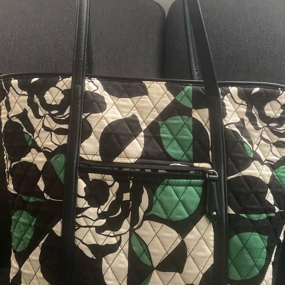 Vera Bradley bag/ used as baby bag or personal